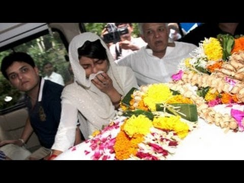 Priyanka Chopra's FATHER's FUNERAL