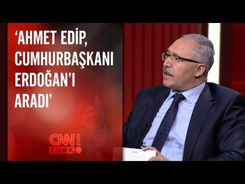 Abdulkadir Selvi: Ahmet Edip Uğur, Cumhurbaşkanı'nı aradı