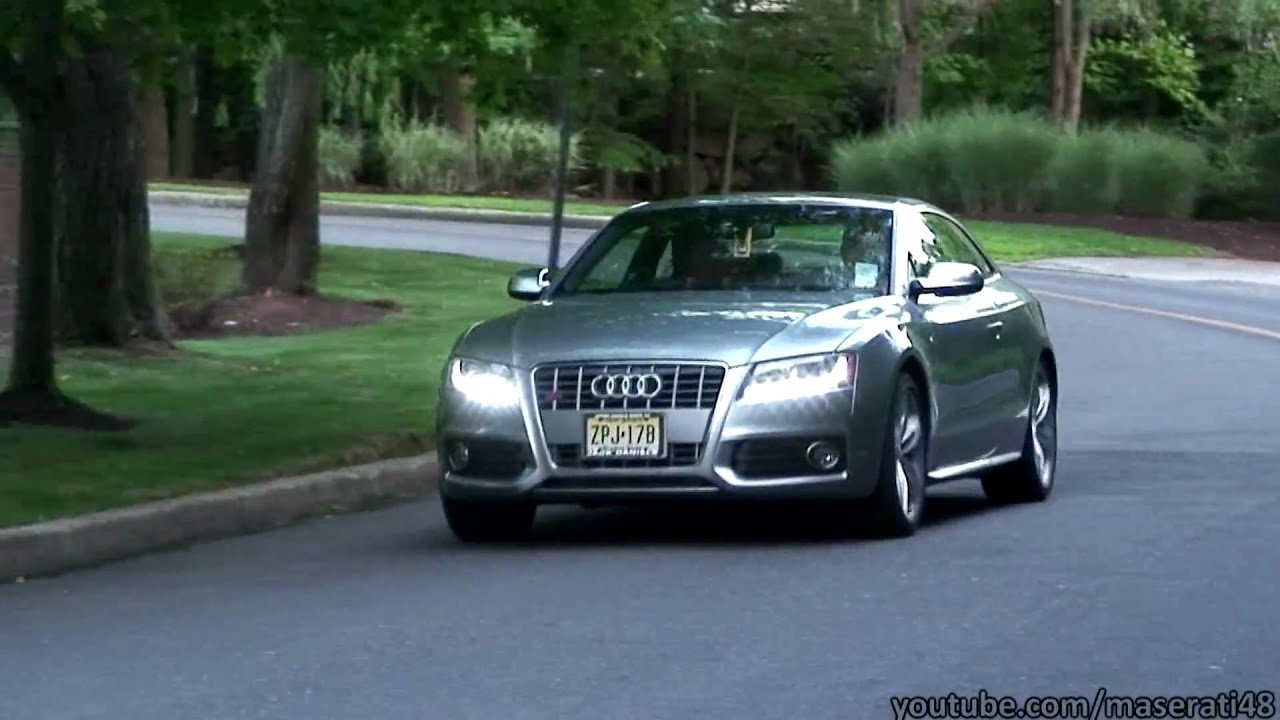 Hd Short Film Audi S5 And A5 Side By Side Youtube