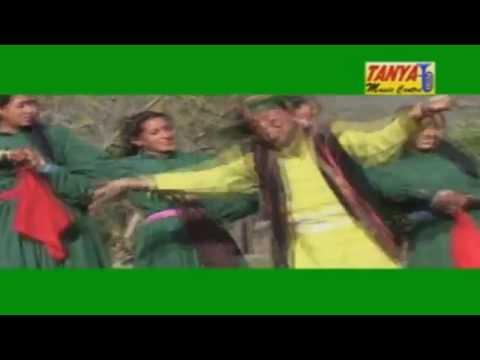Roye Ratdi Kati Nehri | Himachali Folk DJ Masala HD Video | Kuldeep Sharma | Tanya Music & Boutique