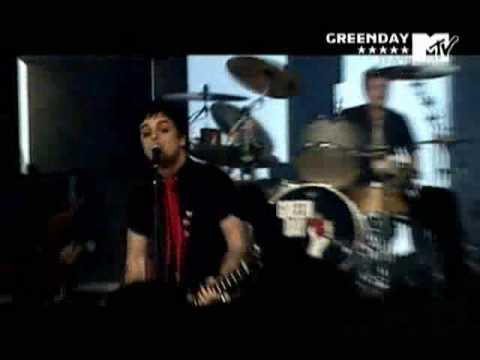 Green Day - Green day Maria LIVE AT ITALY