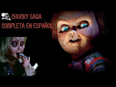 Descargar Saga Completa de Child's Play Chucky (HD) Completa en Español Latino