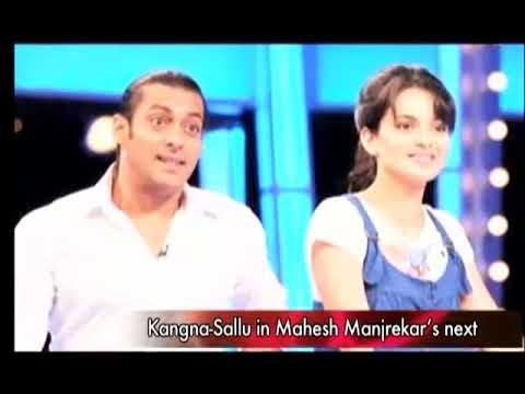 Salman, Kangna's new man
