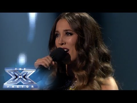 """Alex & Sierra perform """"Say My Name"""" - THE X FACTOR USA 2013"""