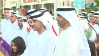 """افتتاح أعلى برج في أبوظبي.. """"برج محمد بن راشد"""""""
