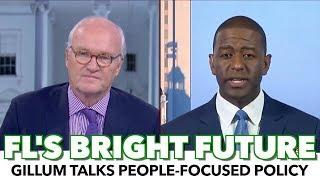 Gillum On MSNBC: Corporations Must Pay Their Fair Share