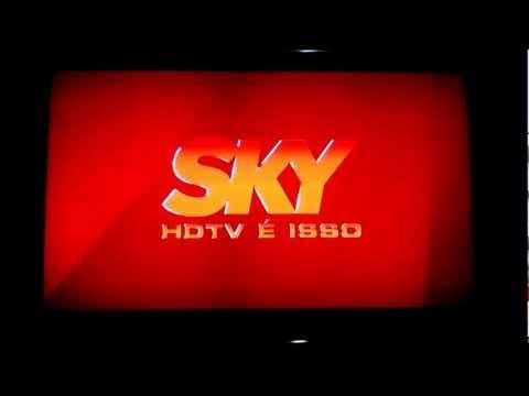 Canais HD - SKY HDTV