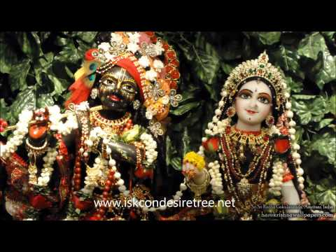 Hare Krishna Hare Rama - Kirtan by Aindra Prabhu