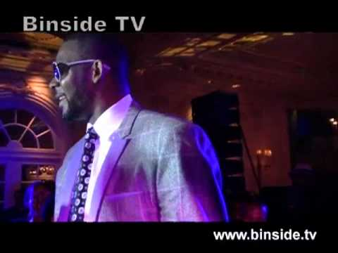 R. KELLY LIVE BODY CALLING, SO SEXY AT ARISE AFTER PARTY
