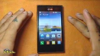 Formatando/Restaurando o LG Optimus L5 (E615/E615F) #UTICell