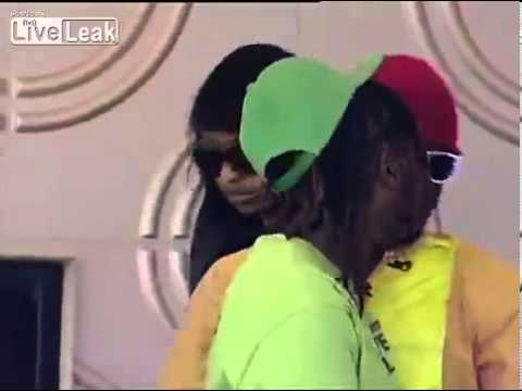 Another Fight In Big Brother Africa video