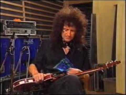 Brian May guitar 1992