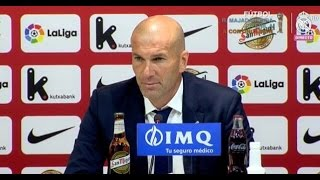 Rueda de prensa post partido | Zidane | Athletic 1-2 Real Madrid | Liga | Jornada 28