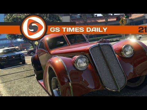 GS Times [DAILY]. GTA 5 для PC и новых консолей будет отличаться не только графикой