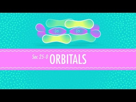Orbitals: Crash Course Chemistry #25