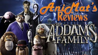 The Addams Family (2019) – AniMat's Reviews