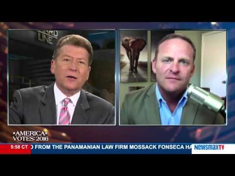 The Hard Line | Grant Stinchfield on Wisconsin radio hosts blocking Trump