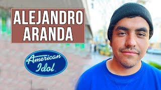The story of Alejandro Aranda and his journey to the American Idol Finale | 2019  Season 17