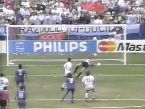 World Cup 1994 - Argentina vs Greece 4-0
