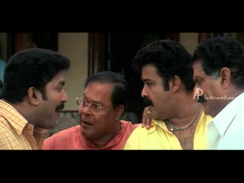 Vamanapuram Bus Route -Innocent Thekkethala and Mohanlal stop...