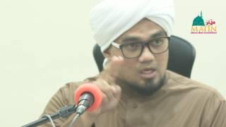 Kuliah Maghrib Pengajian Kitab Bidayatul Hidayah bersama Al Fadhil Ustaz Nazrul Nasir 22.01.2017