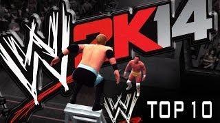 WWE 2K14 Top 10 - Spears