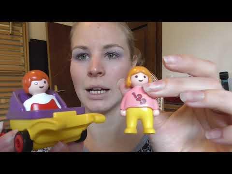 Flohmarkt  + Dm Haul / Spielsachen / Balea