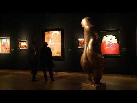 Miró, Van Gogh stars of Christie's art auction