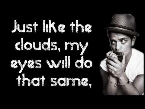 It Will Rain -Bruno Mars