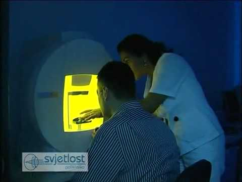 Medical tourism in Croatia - Eye clinic Svjetlost - Cataract and glaucoma department2.flv