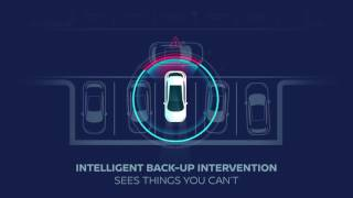 Intelligent Back-Up Intervention: A Nissan's World's First Technology