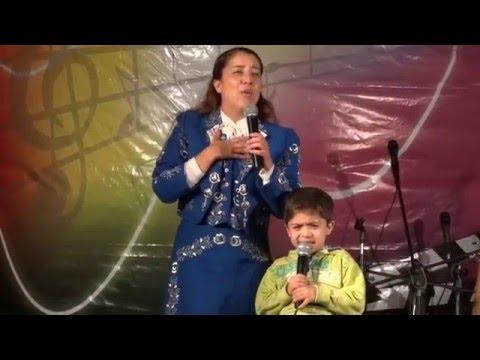 Gladys Muñoz En robo y el cristiano Medley de Coritos