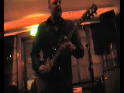 Micke Mojo trio, Slow Blues Guitar Mania.wmv