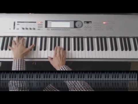 Chris Tomlin - Waterfall - Piano Tutorial