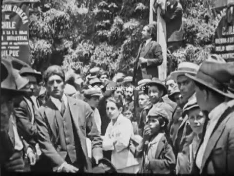 Funerales de Luis Emilio Recabarren