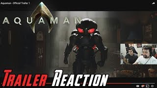Aquaman - Angry Trailer Reaction!