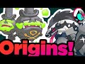 The Origins of Obstagoon and Galarian Weezing! | Gnoggin