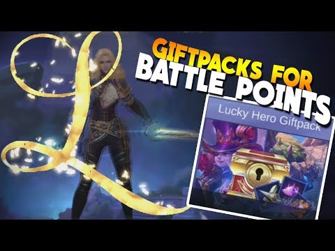 NEW Lancelot Animation + New Hero Giftpack Event! Mobile Legends