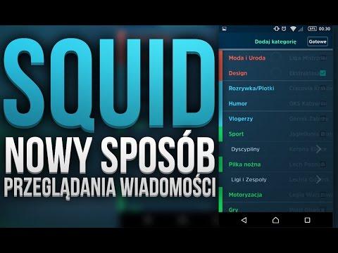 Squid - Nowy Sposób Przeglądania Wiadomości
