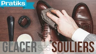 Comment glacer ses souliers
