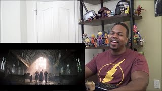 Destiny 2 - Official Live Action Trailer - New Legends Will Rise - REACTION!!!