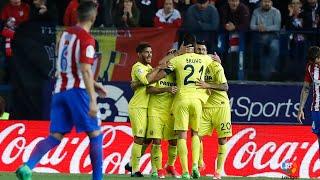 Atlético 0-1 Villarreal Jornada 34 LaLiga 2016/17