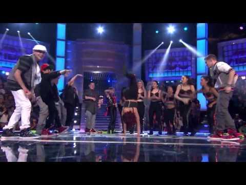 Abdc 7 Week 6 - 8 Flavahz Vs Iconic Boyz video