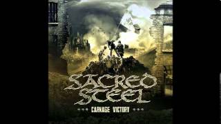 Watch Sacred Steel By Vengeance And Hatred We Ride video
