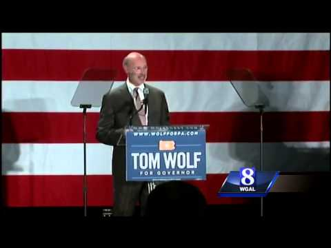 Hillary Clinton joins Tom Wolf on campaign trail