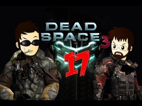 Dead Space 3 (Parte 17) Coop con Vardoc - Suicidios con mi Bazooka Everywhere - En Espa ñol by Xoda