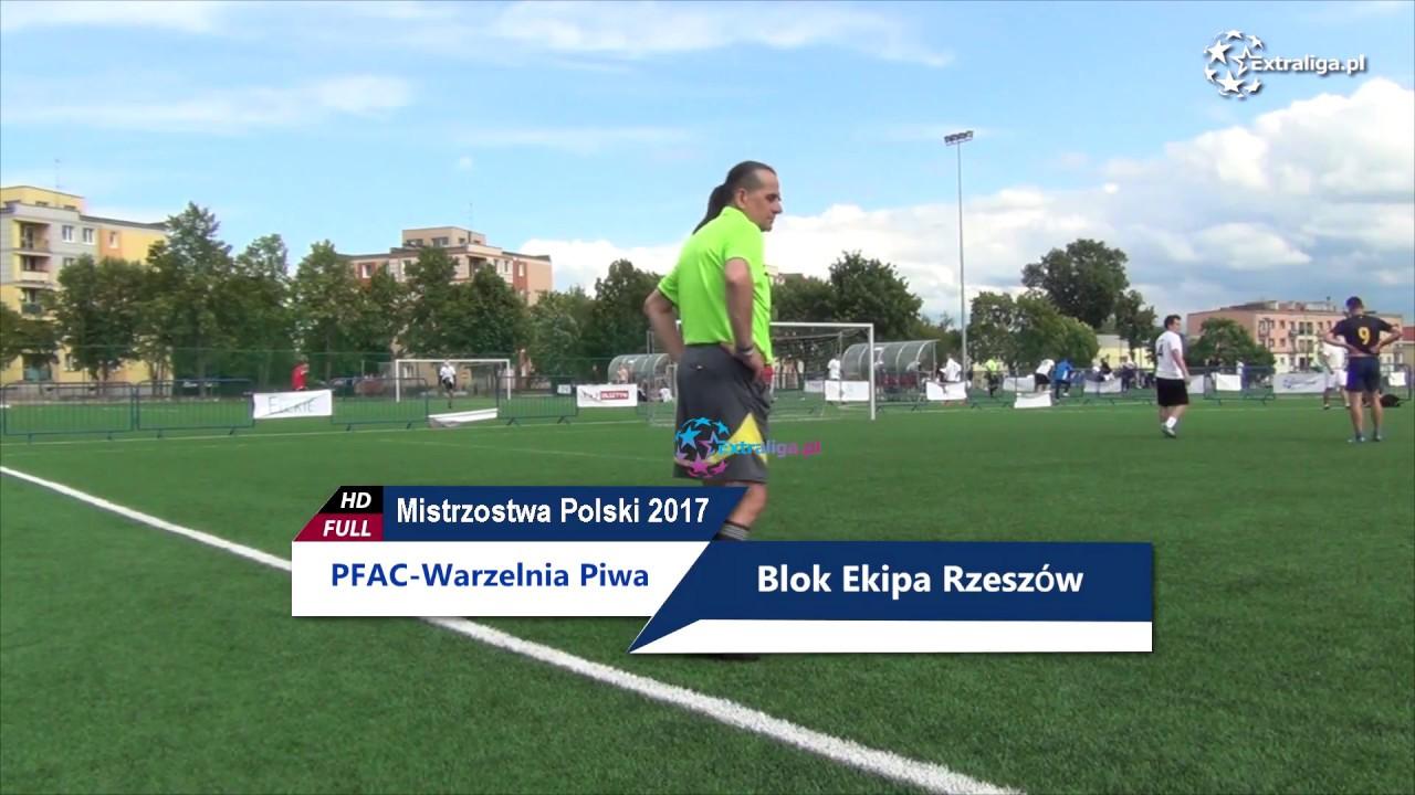 PP Extraliga.pl 2017: Blok Ekipa Rzeszów 5-3 PFAC-Warzelnia Piwa