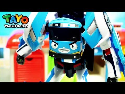 [Tayo's Toy Adventure] #23 Robot King Tayo (Part 2)