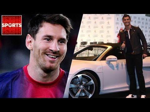 Richest World Football Players 2015 [Who Made The List NOT Named Ronaldo Or Messi?]