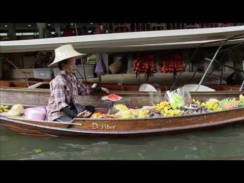 Thailandia…Bangkok..Franco e Pino.Floating Market..2014(music e video by Franco)